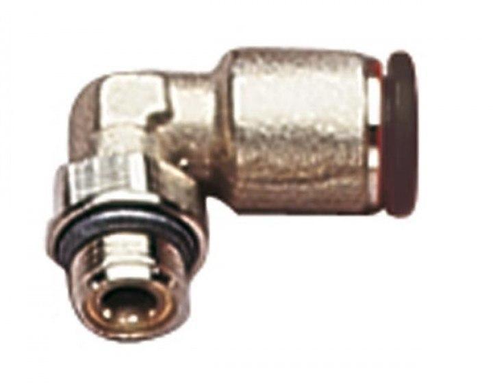 Złączka typu L do systemu gaśniczego OMP Platinum - GRUBYGARAGE - Sklep Tuningowy